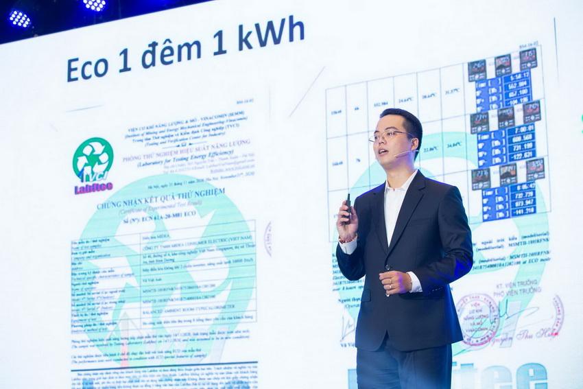 Midea ra mắt 3 dòng điều hòa công nghệ cao 004