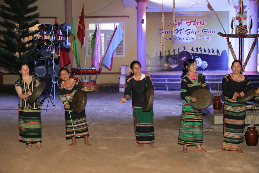 Top 32 Miss Tourism Vietnam 2020 tham quan Vườn quốc gia Tà Đùng, tham gia Lễ hội Sum họp Cộng đồng 2020 007