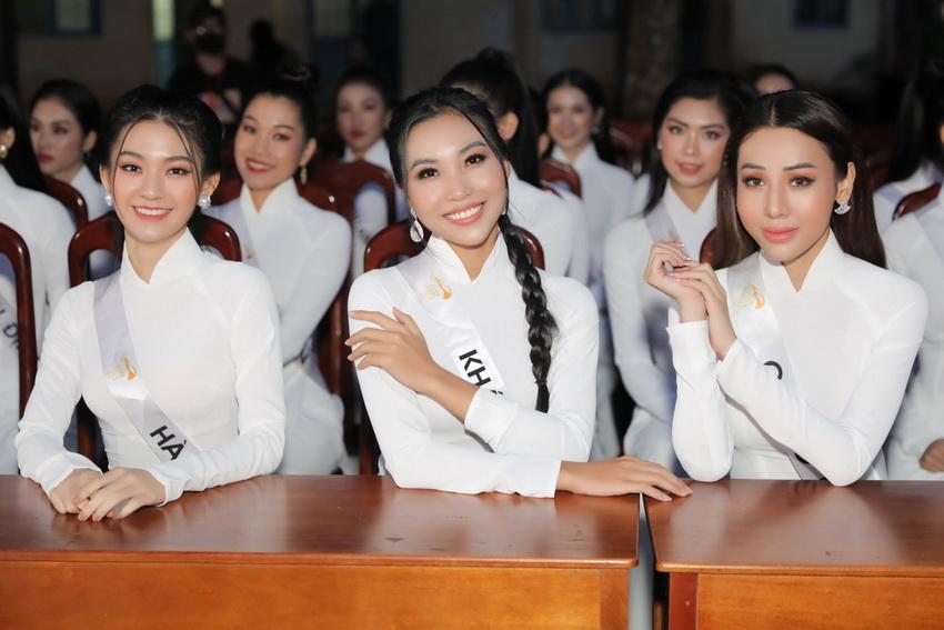 Top 32 Miss Tourism Vietnam 2020 tham quan Vườn quốc gia Tà Đùng, tham gia Lễ hội Sum họp Cộng đồng 2020 010
