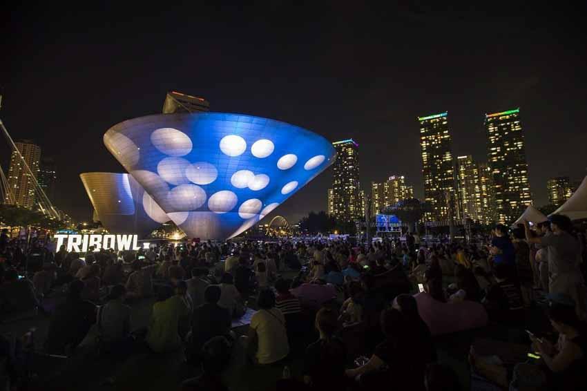 Hàn Quốc bầu chọn 40 'Không gian sự kiện độc đáo' năm 2020 -4