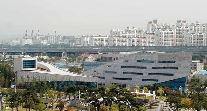Hàn Quốc bầu chọn 40 'Không gian sự kiện độc đáo' năm 2020 -7