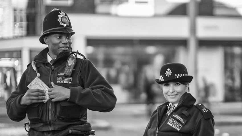 Đặc điểm của các lực lượng cảnh sát trên thế giới -1