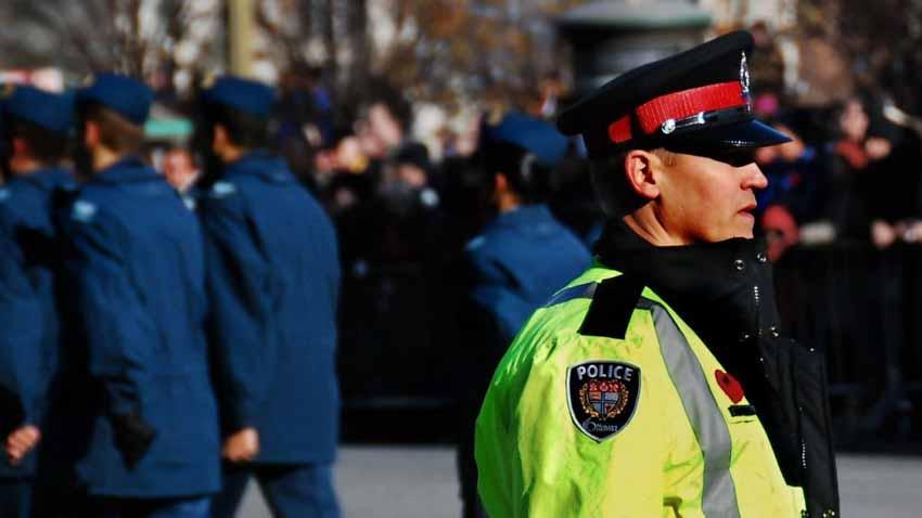 Đặc điểm của các lực lượng cảnh sát trên thế giới -2
