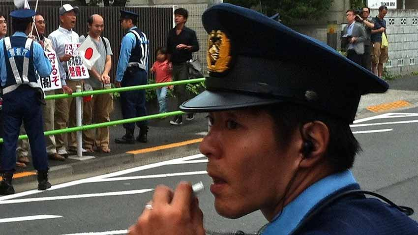 Đặc điểm của các lực lượng cảnh sát trên thế giới -5