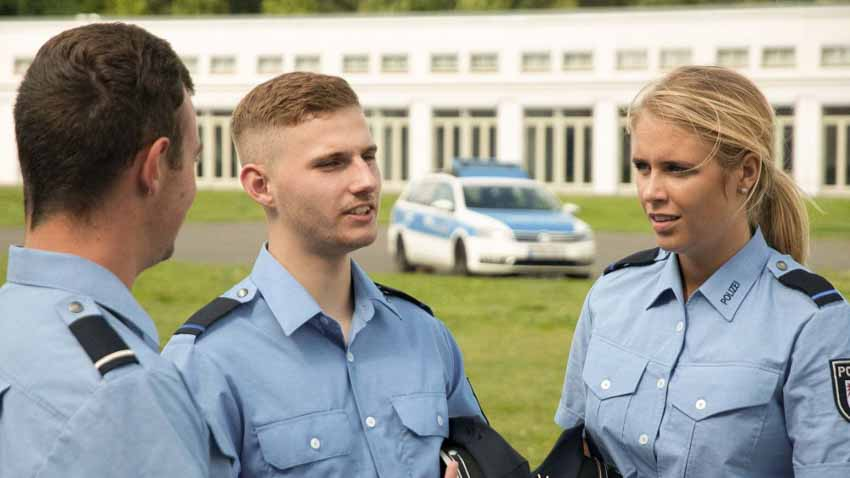 Đặc điểm của các lực lượng cảnh sát trên thế giới -6