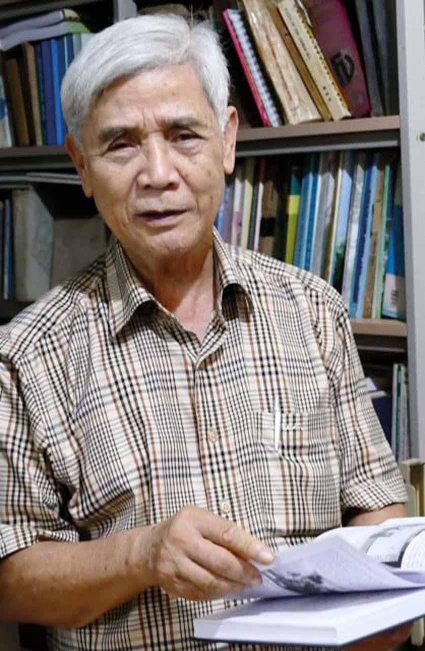 GS-TSKH. Nguyễn Ngọc Lung: 'Chúng ta chỉ thấy cây mà không thấy rừng' - 4