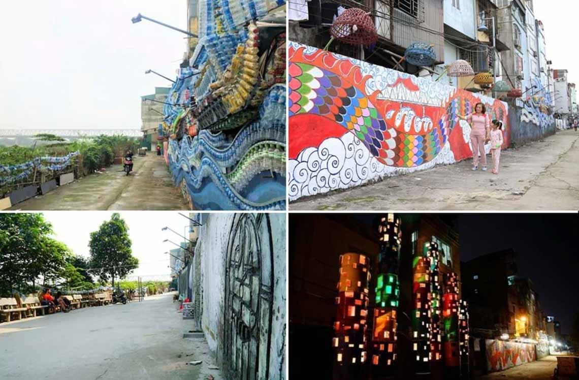 Không gian công cộng: Biến rác thành nghệ thuật, đừng biến nghệ thuật thành 'rác' -2