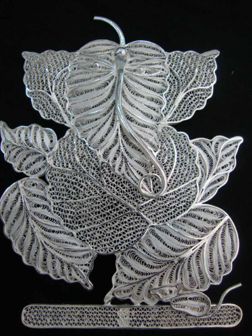 Từ những sợi dây bạc đến nghề phẩm chạm lộng tuyệt mỹ của Ấn Độ - 18