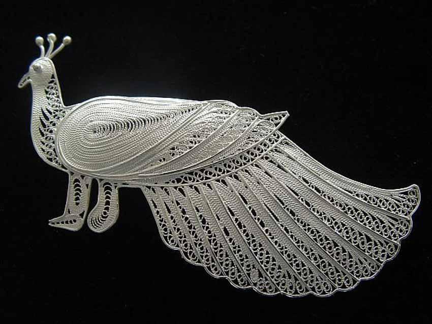 Từ những sợi dây bạc đến nghề phẩm chạm lộng tuyệt mỹ của Ấn Độ - 25