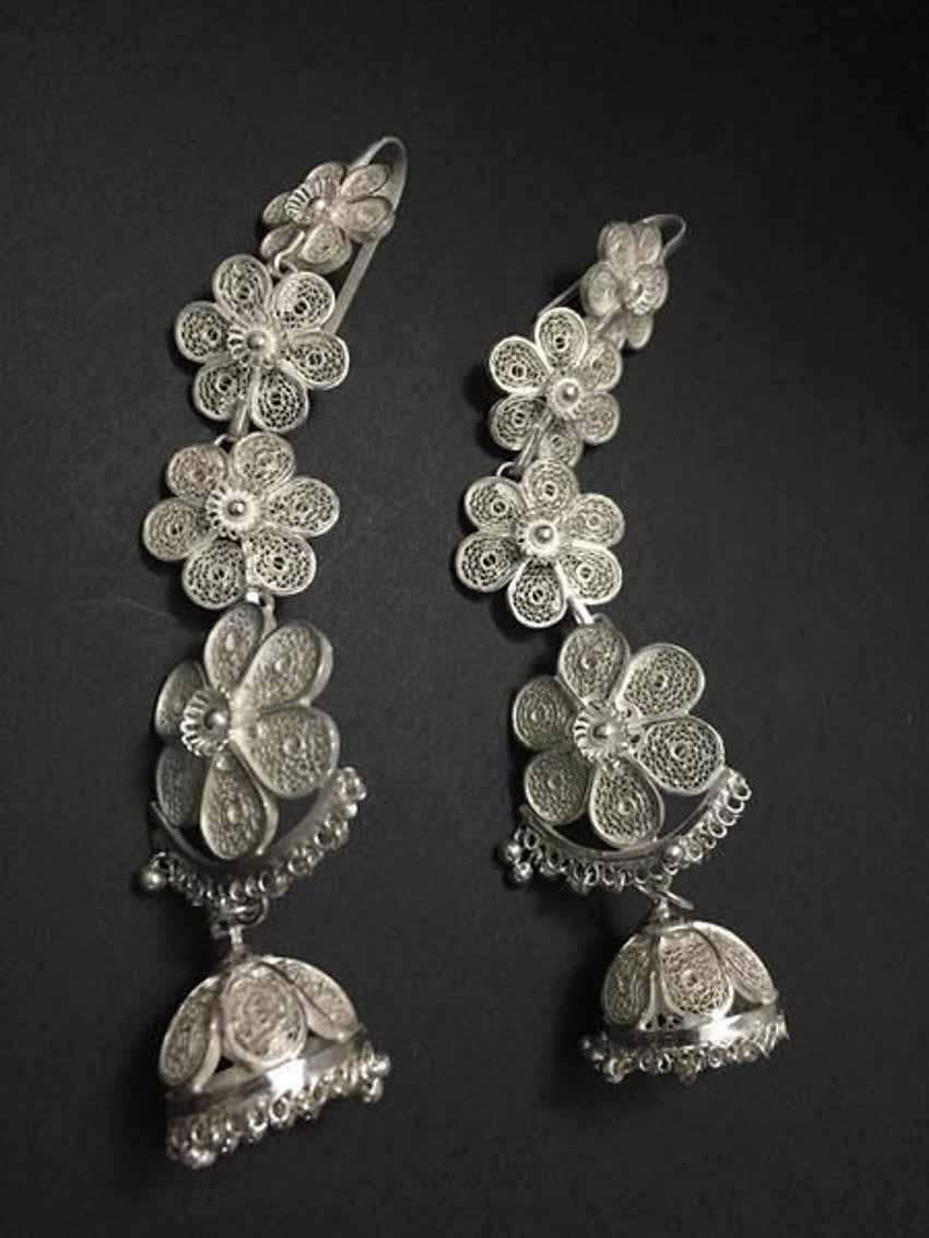 Từ những sợi dây bạc đến nghề phẩm chạm lộng tuyệt mỹ của Ấn Độ - 27