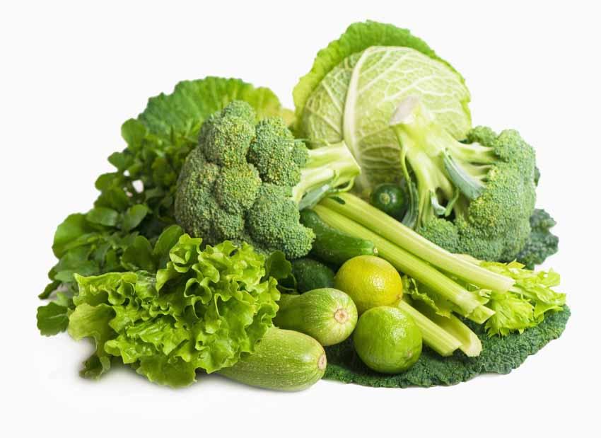 Tương tác giữa màu sắc thực phẩm với sức khỏe -1