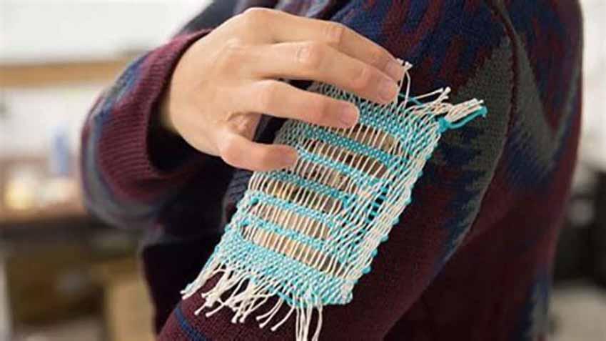 Những hàng vải lạ lùng được dùng may trang phục -5