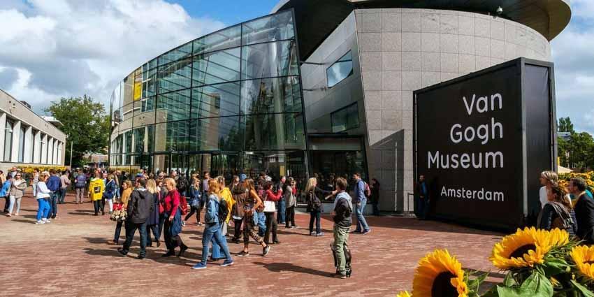 Bảo tàng Van Gogh trước một tương lai mờ mịt -4