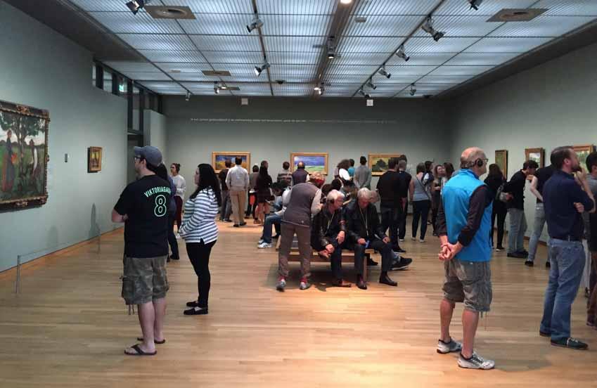 Bảo tàng Van Gogh trước một tương lai mờ mịt -5