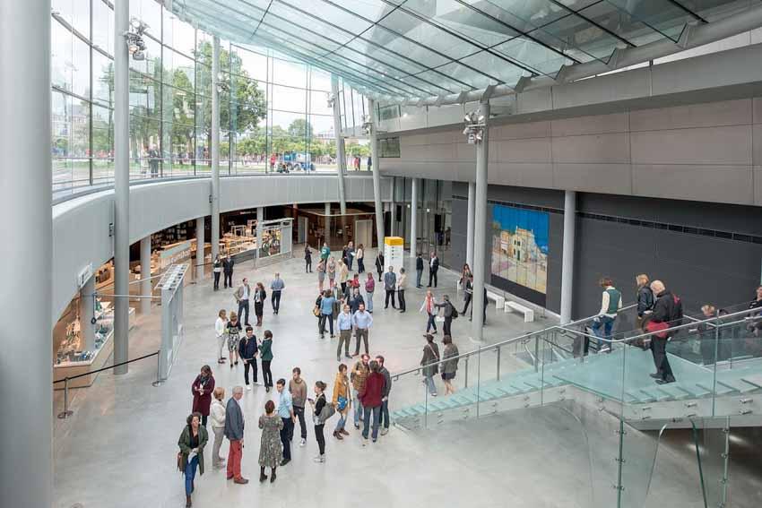 Bảo tàng Van Gogh trước một tương lai mờ mịt -6