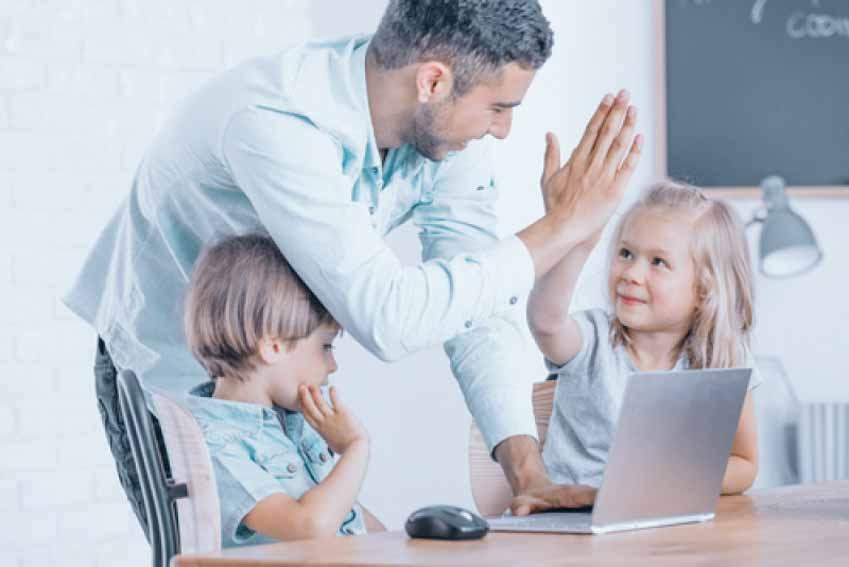 Tại sao cha mẹ không nói chuyện với con cái về tiền bạc? -2