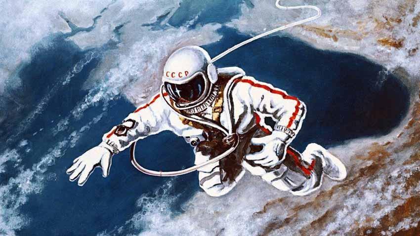 Mỹ lại tự đưa người lên ISS và cuộc cách mạng trang phục không gian -8