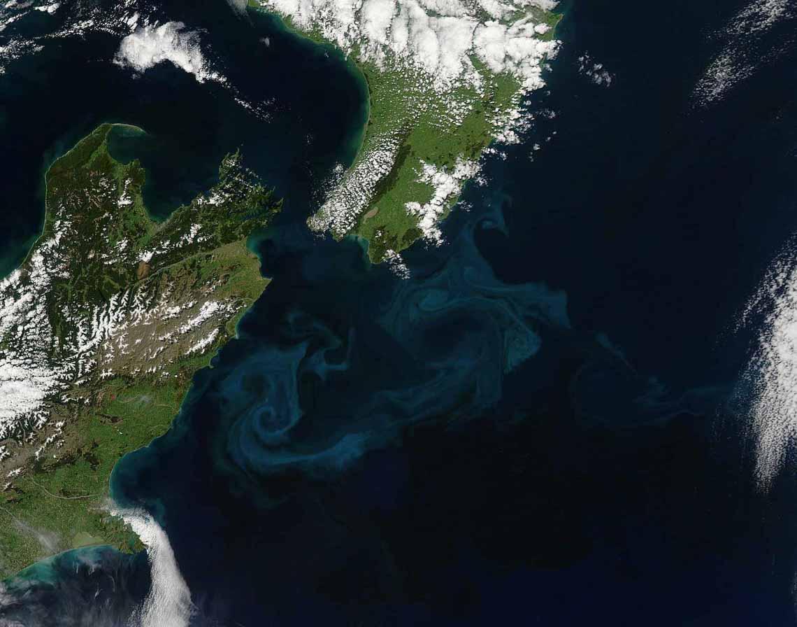 Tổng hợp những bức ảnh kinh ngạc về Trái Đất dưới góc nhìn ngoài không gian -6
