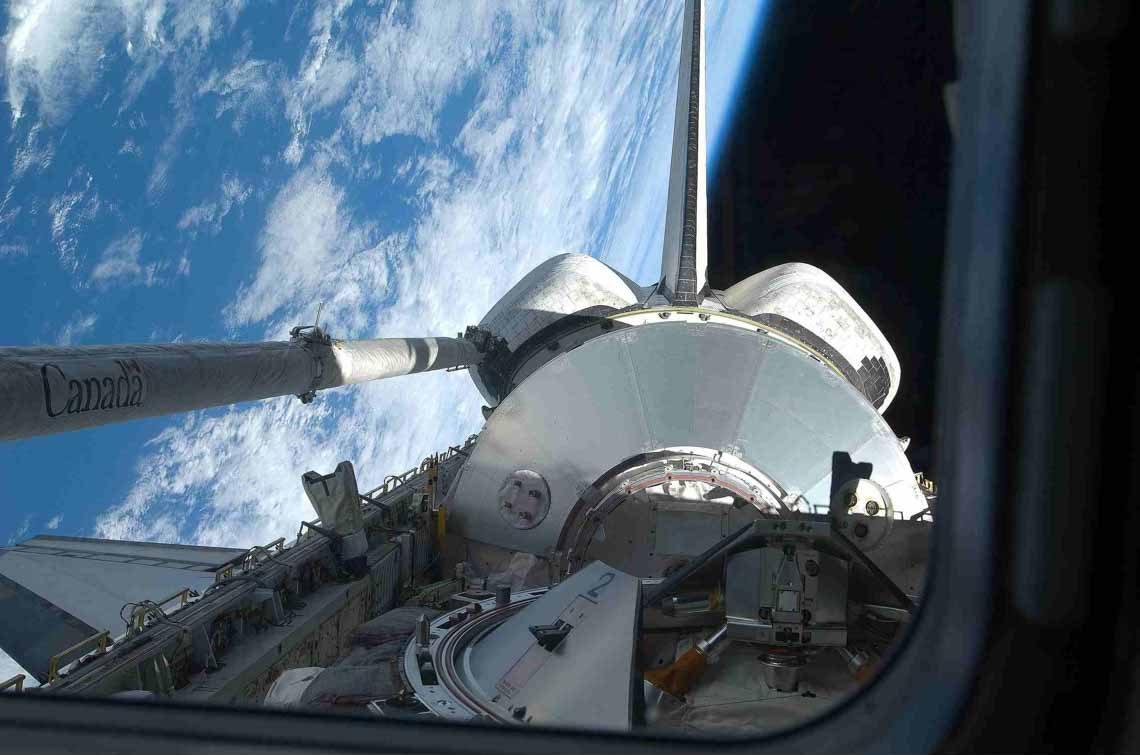 Tổng hợp những bức ảnh kinh ngạc về Trái Đất dưới góc nhìn ngoài không gian -11