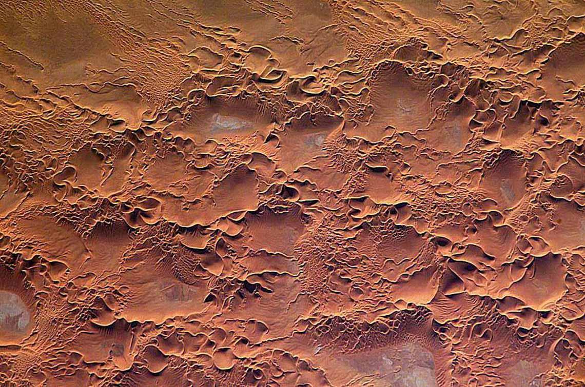 Tổng hợp những bức ảnh kinh ngạc về Trái Đất dưới góc nhìn ngoài không gian -12