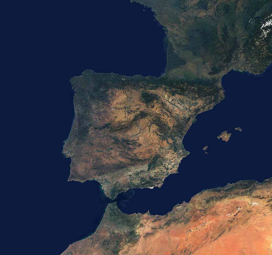 Tổng hợp những bức ảnh kinh ngạc về Trái Đất dưới góc nhìn ngoài không gian -17