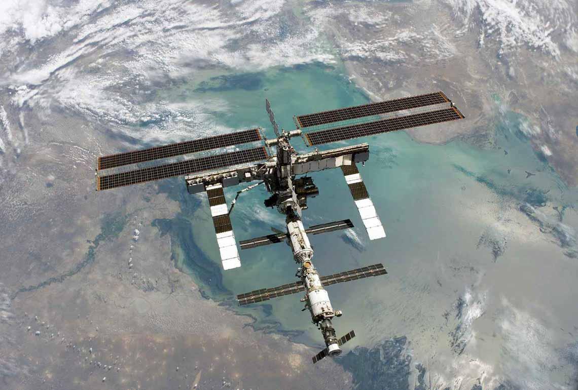 Tổng hợp những bức ảnh kinh ngạc về Trái Đất dưới góc nhìn ngoài không gian -20