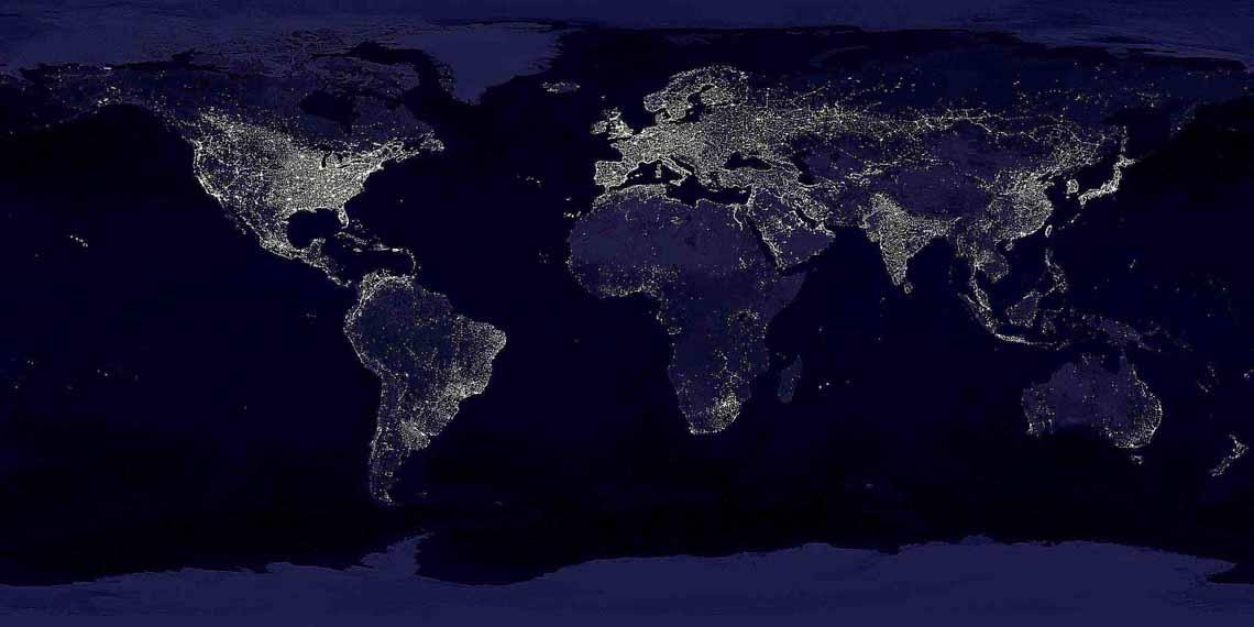 Tổng hợp những bức ảnh kinh ngạc về Trái Đất dưới góc nhìn ngoài không gian -21