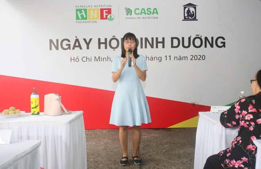 Herbalife Việt Nam tổ chức Ngày hội Dinh dưỡng cho các Trung tâm Casa Herbalife Nutrition -3