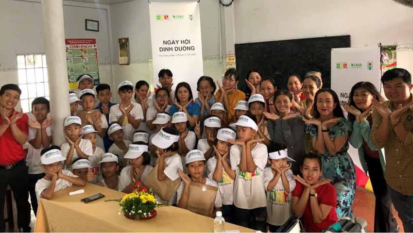 Herbalife Việt Nam tổ chức Ngày hội Dinh dưỡng cho các Trung tâm Casa Herbalife Nutrition -5
