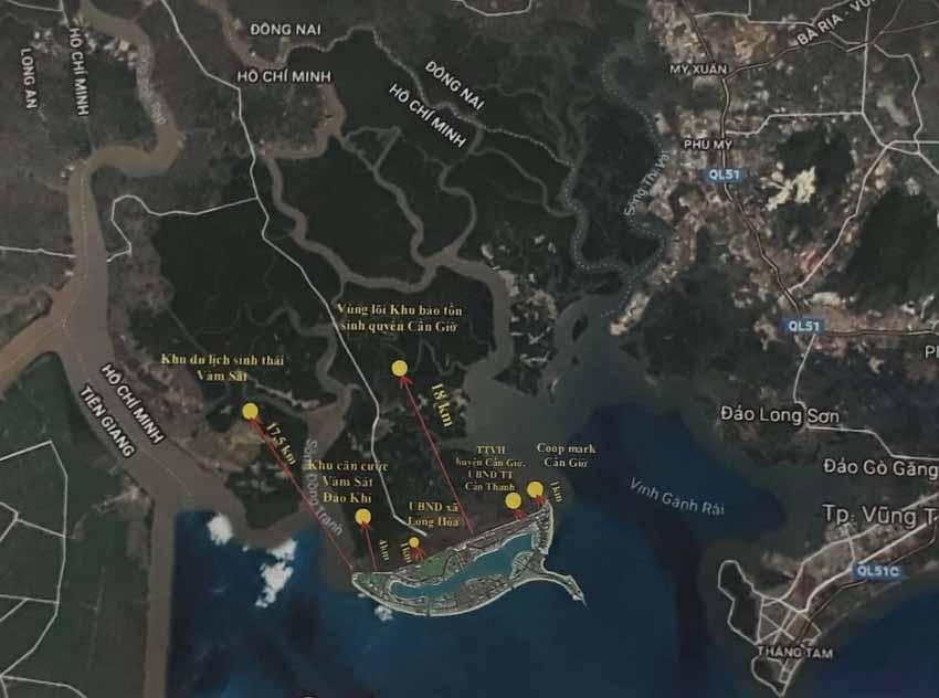 Đô thị đặc thù - Tiến biển bằng đô thị: Hệ sinh thái đô thị biển đa chiều nhìn từ dự án lấn biển Cần Giờ -1