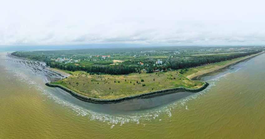 Đô thị đặc thù - Tiến biển bằng đô thị: Hệ sinh thái đô thị biển đa chiều nhìn từ dự án lấn biển Cần Giờ -3