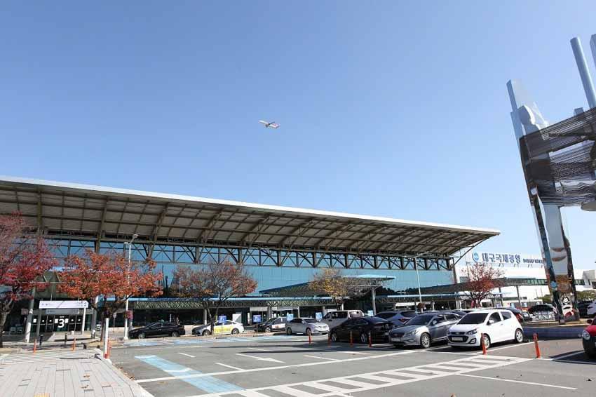 Sân bay quốc tế Daegu - Nơi khởi đầu và kết thúc của mỗi chuyến đi -2