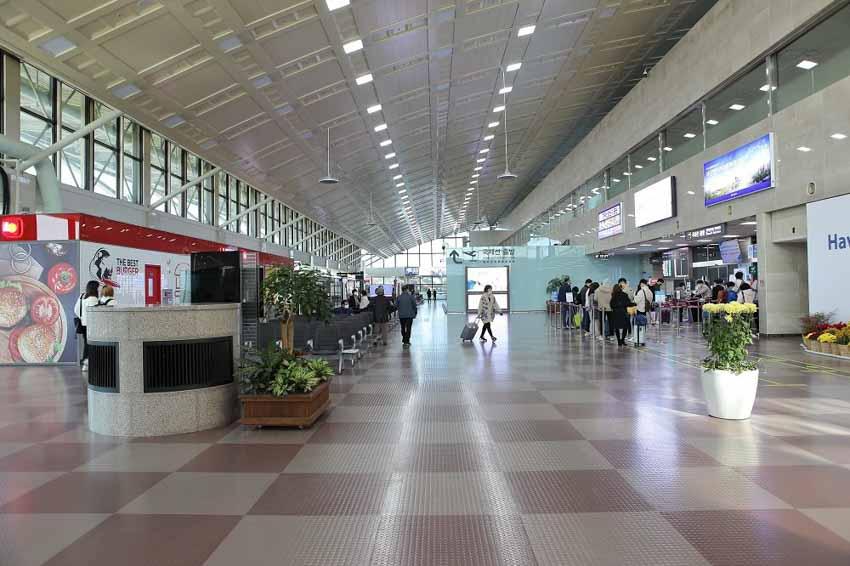 Sân bay quốc tế Daegu - Nơi khởi đầu và kết thúc của mỗi chuyến đi -5