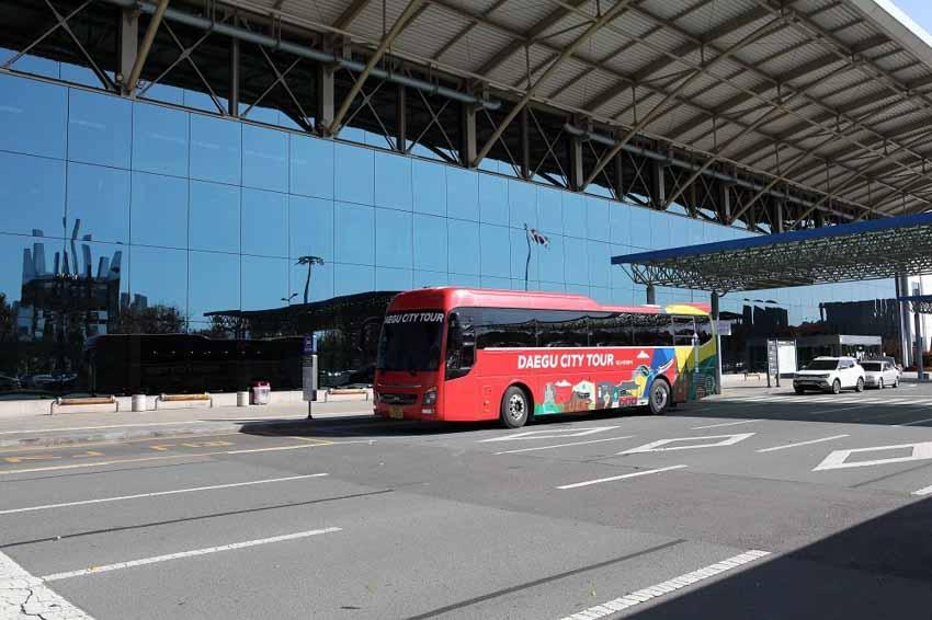 Sân bay quốc tế Daegu - Nơi khởi đầu và kết thúc của mỗi chuyến đi -8