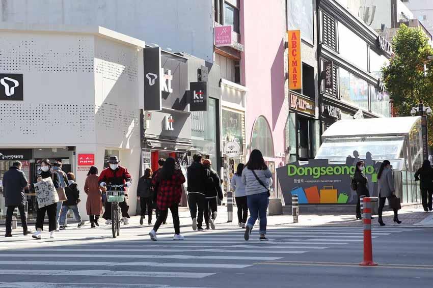 Niềm vui của việc đi du lịch chính là mua sắm ở Daegu -7