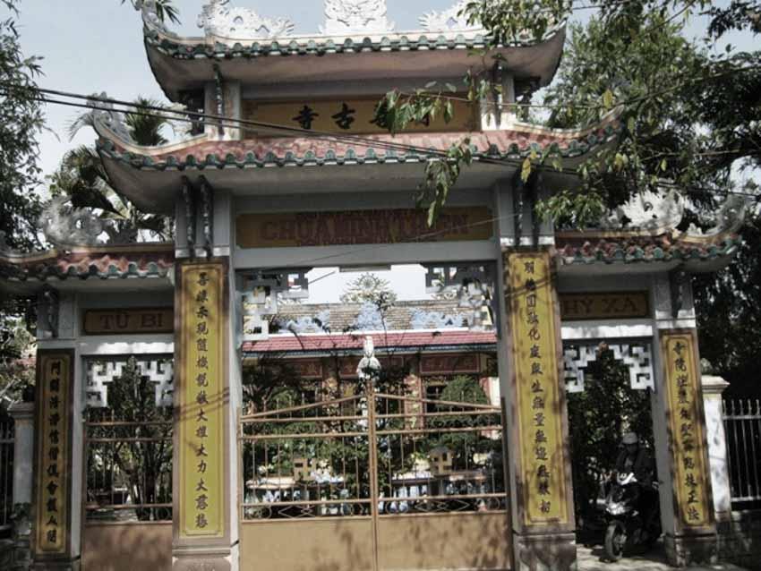 Tướng Nguyễn Phúc Hiệp trở thành nhà sư đức độ -3