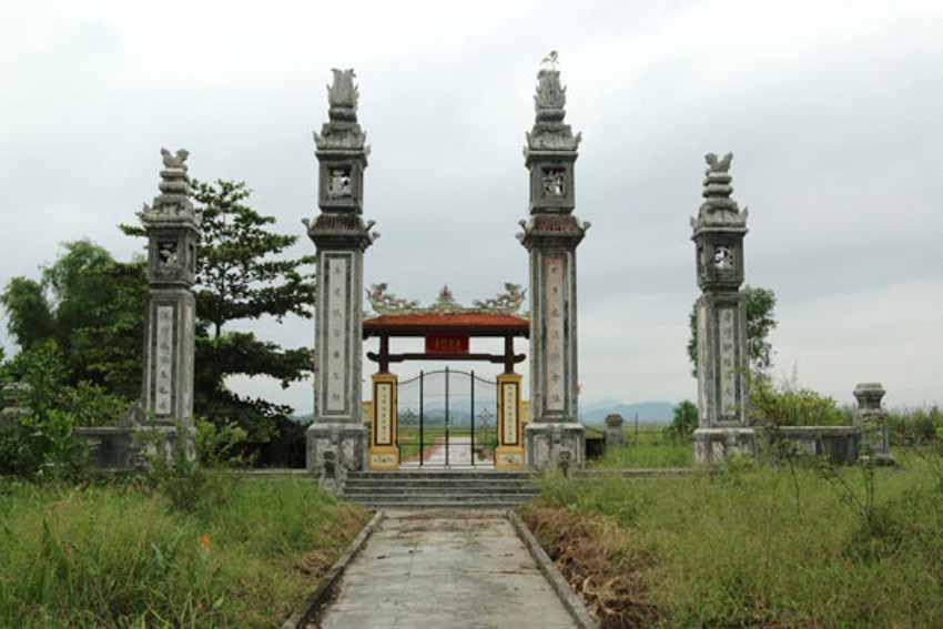 Tướng Nguyễn Phúc Hiệp trở thành nhà sư đức độ -4