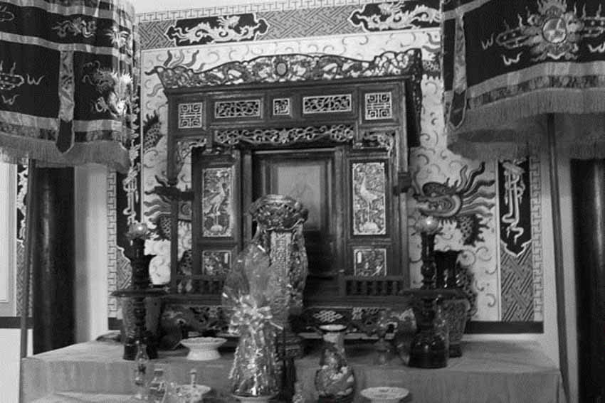 Tướng Nguyễn Phúc Hiệp trở thành nhà sư đức độ -5