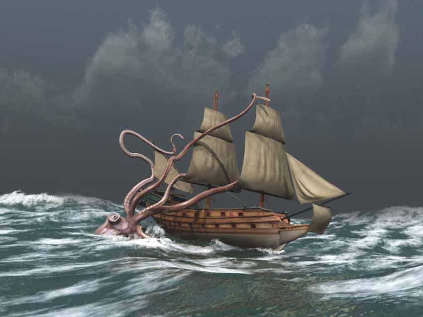 8 bí ẩn kỳ lạ liên quan đến đại dương -8
