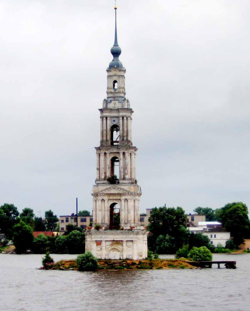 Sừng sững những ngọn tháp lạ kỳ -9