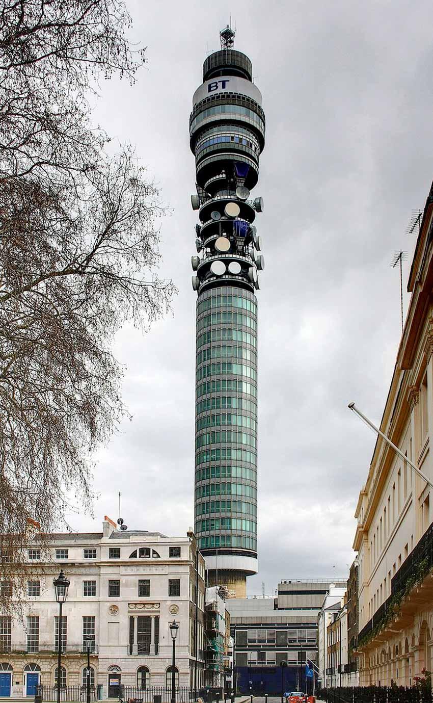 Sừng sững những ngọn tháp lạ kỳ -14