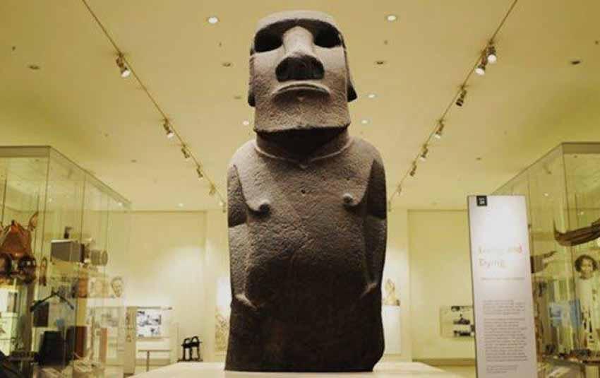Những nghệ phẩm mất cắp được trưng bày trong viện bảo tàng -4