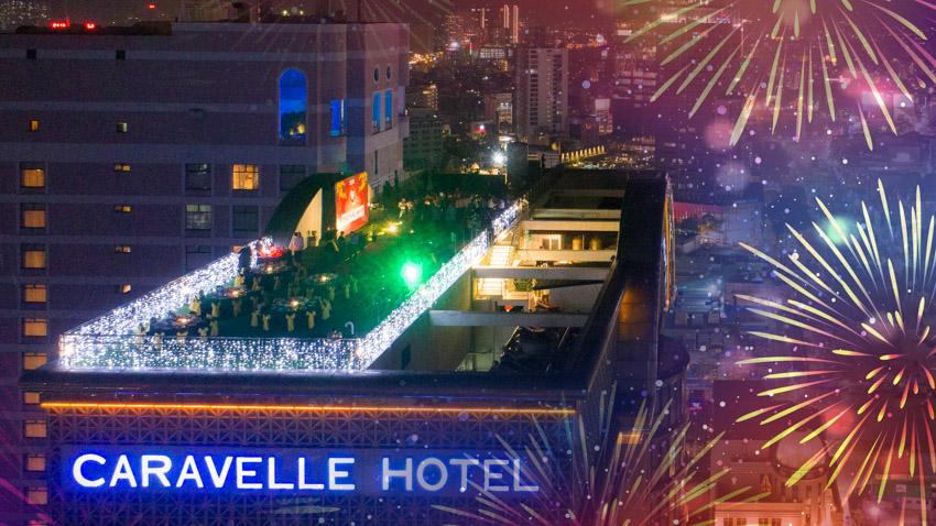 Tưng bừng mùa lễ hội tại Khách sạn Caravelle Saigon - 3