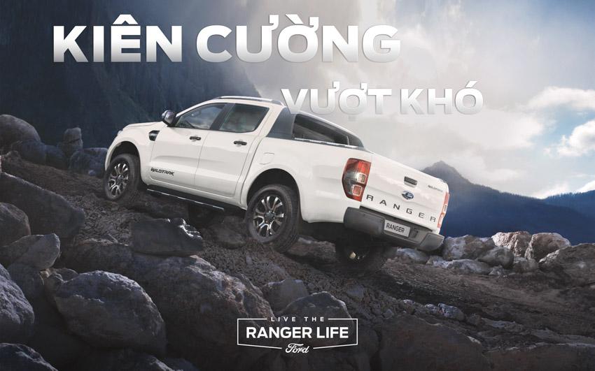 """Ford Việt Nam khởi động chiến dịch thương hiệu cho dòng xe Ranger - Sống """"chất"""" như Ranger - 6"""