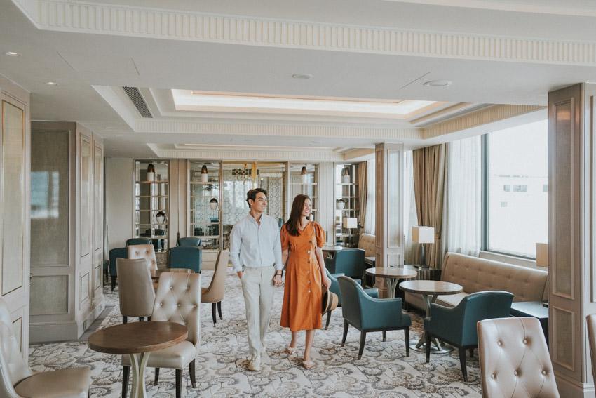 Tưng bừng mùa lễ hội tại Khách sạn Caravelle Saigon - 5