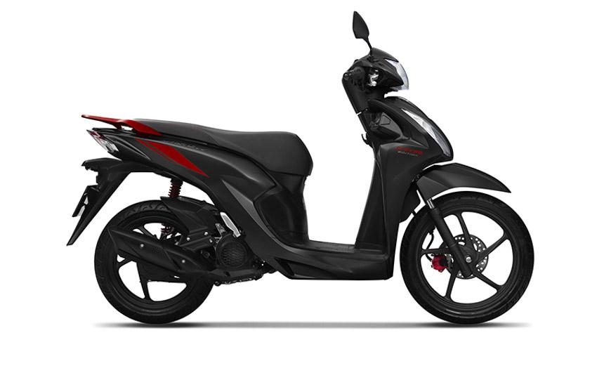 Honda Vision thế hệ mới ra mắt tại Việt Nam, giá từ 30 triệu đồng - 01