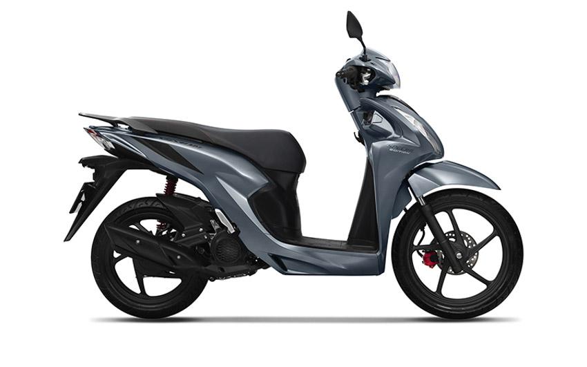 Honda Vision thế hệ mới ra mắt tại Việt Nam, giá từ 30 triệu đồng - 02
