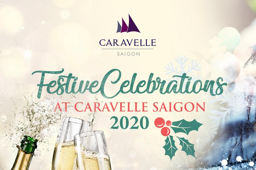 Tưng bừng mùa lễ hội tại Khách sạn Caravelle Saigon - 8
