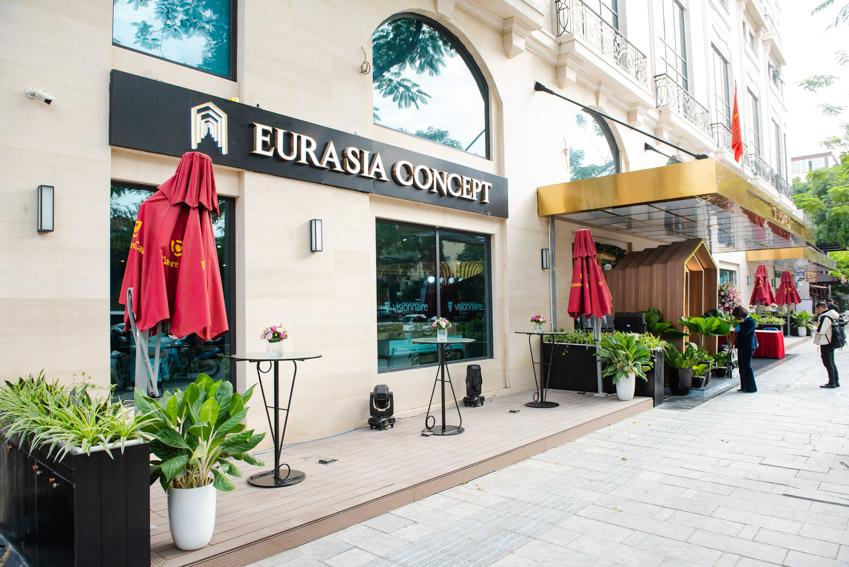 Eurasia Concept chính thức khai trương showroom đầu tiên tại Hà Nội - 1