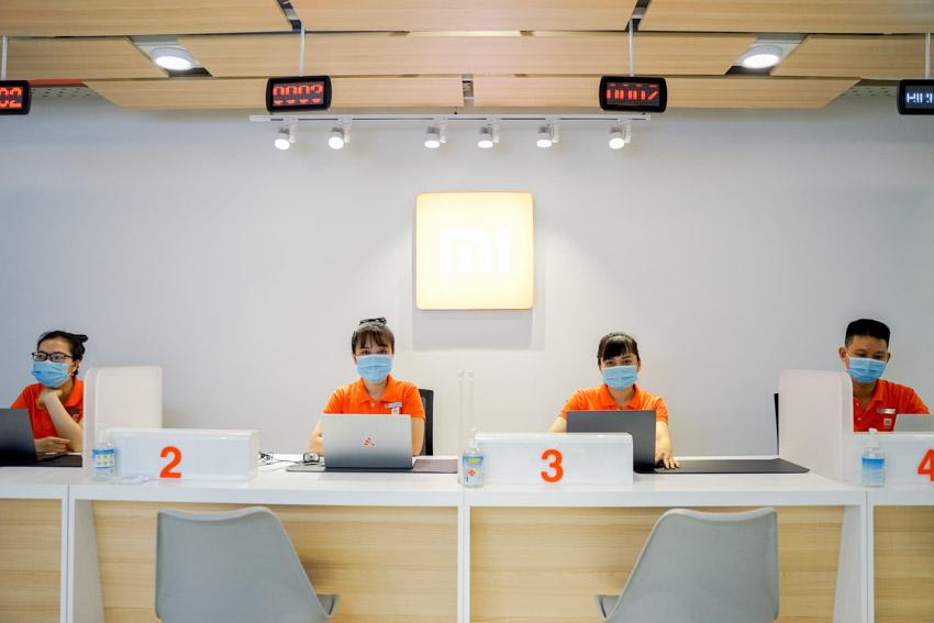 Xiaomi khai trương Trung tâm Bảo hành đầu tiên tại Việt Nam - 1